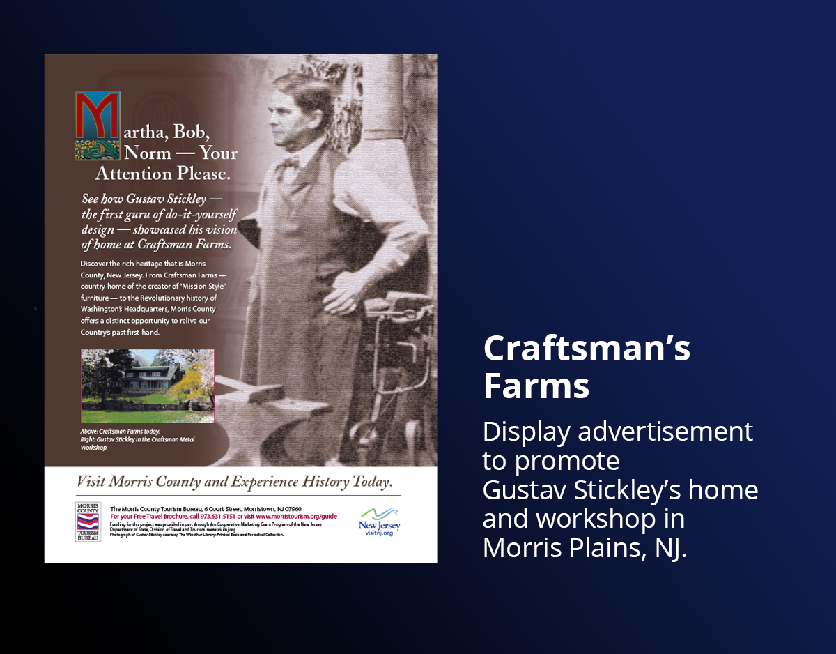Craftsman's Farms